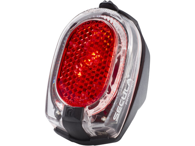 Busch M 252 Ller Secula Battery Rear Light Permanently For